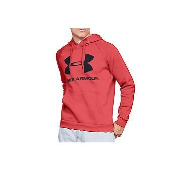 Under Armour Rival Fleece Sportstyle Logo Hoodie 1345628-646 Mens sweatshirt