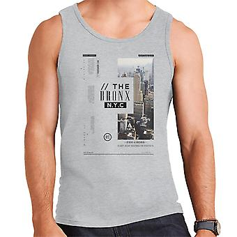 Divide & Conquer The Bronx NYC Men's Vest