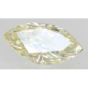 Certificado 0.71 quilates J VVS2 marquesa enhanced Natural Loose Diamond 8.49x4.59mm