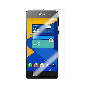 Skærmbeskytter hærdet glas 9H (0,3 MM) Sony E5