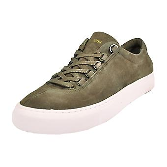 K Swiss Court Classico Suede Taupe / White