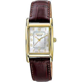 Dugena - Armbanduhr - Damen - Quadra Artdéco - Traditional Classic - 7000121-1