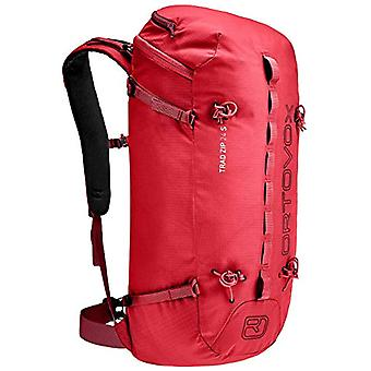 Ortovox Trad Zip 24 S Backpack Casual 57 Centimeters 24 Red (Hot Coral)