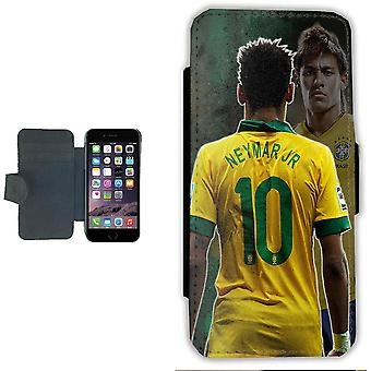 Neymar Jr iPhone 7/8 wallet case Pouch wallet Shell