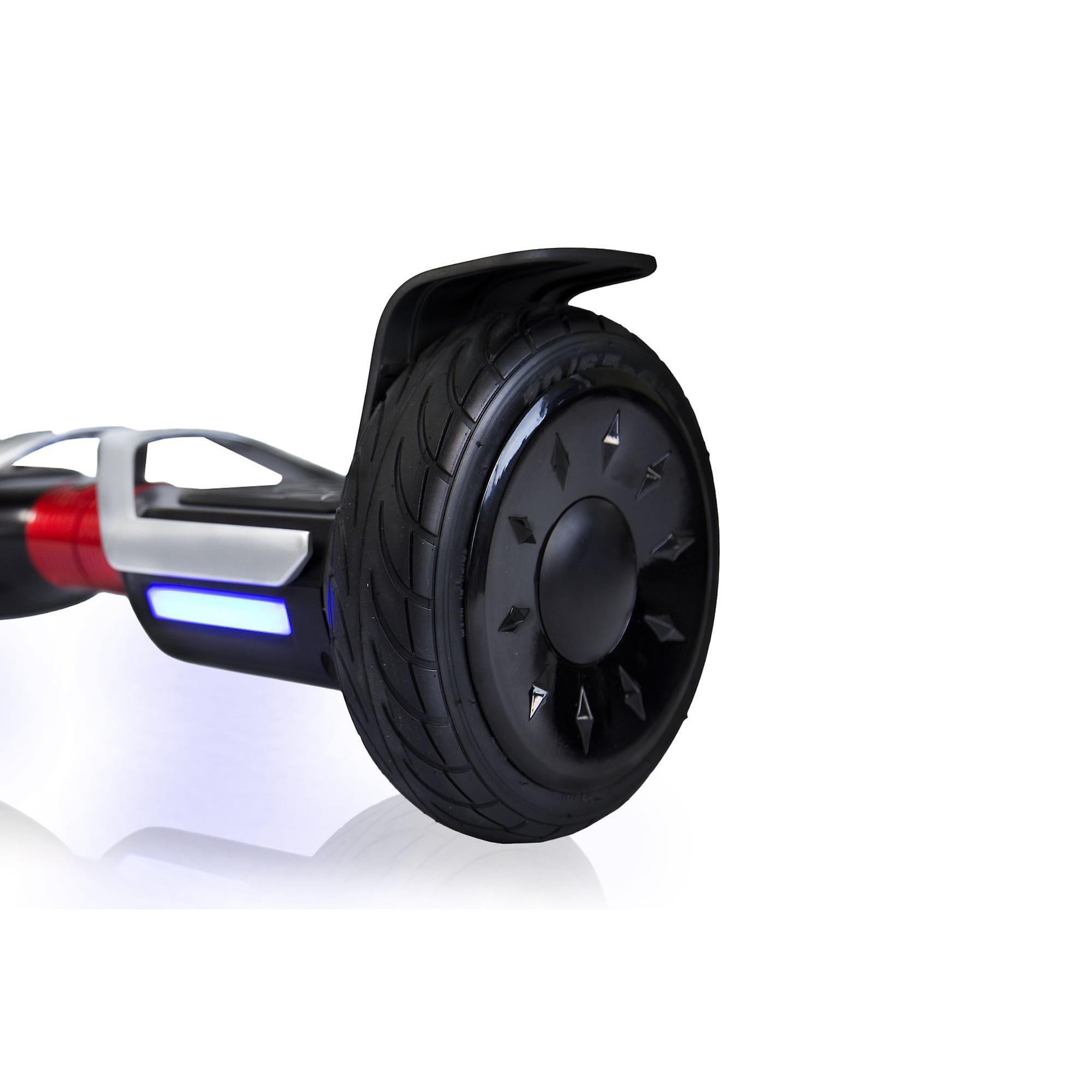 Hoverboard Skateflash Dakar grijs