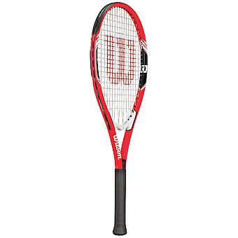 Wilson Federer Tennis Racket Racquet Red - G3