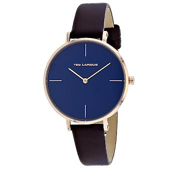 Ted Lapidus Women's Classic Blue Dial Watch - A0705UDFIM