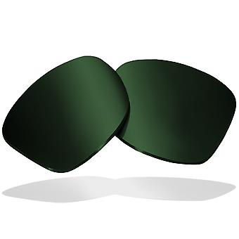 Polarized Replacement Lenses for ELECTRIC KNOXVILLE Sunglass Green Anti-Scratch Anti-Glare UV400 by SeekOptics