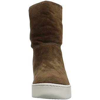 Via Spiga Womens Elona Suede Almond Toe Ankle Cold Weather Boots