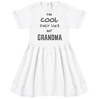 I'm Cool Proprio come il mio abito bambino nonna