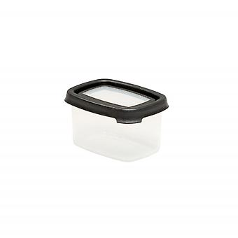 Wham Storage 2.02 Small Seal It 250ml Rectangular Airtight Plastic Food Box