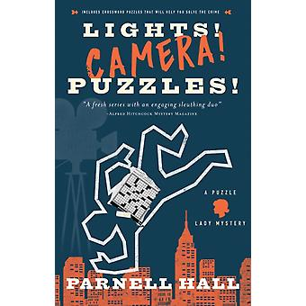 Lights Camera Puzzles by Parnell Hall