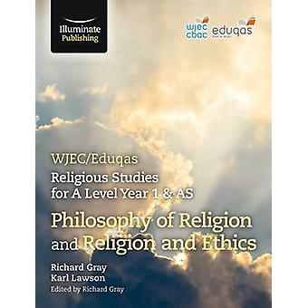 WJECEduqas Religious Studies for A Level Year 1  AS  Phil