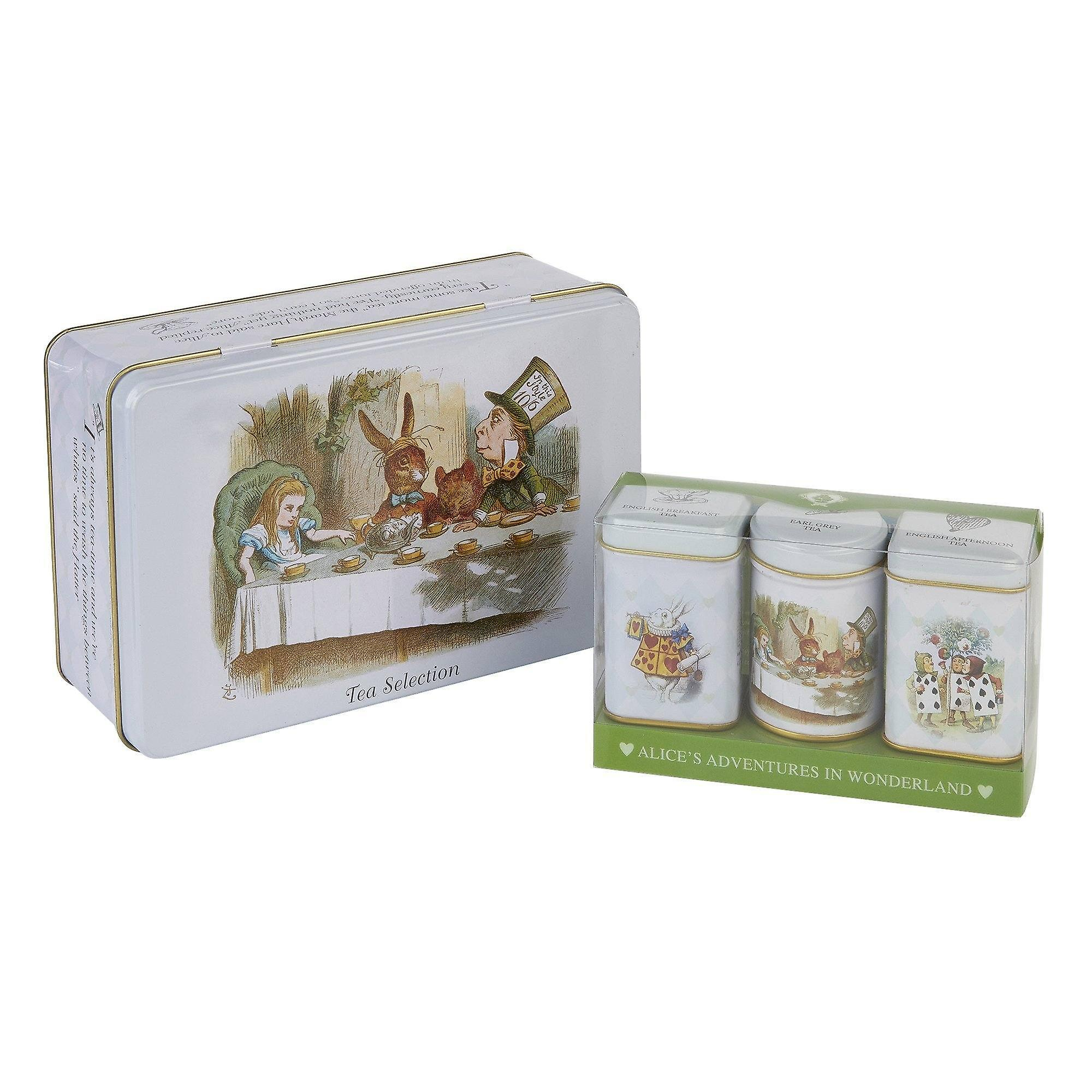 Mad hatters english tea party selection