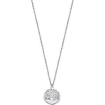 Necklace and pendant Lotus Silver TREE OF LIFE LP1678-1-1 - necklace and pendant TREE OF LIFE money woman