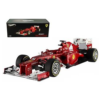 F2012 Fernando Alonso Malasia Gp 2012 F1 Elite Edition Limitado a 5000Pc 1/18 Diecast Modelo Coche Por Hotwheels