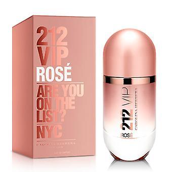 Kvinder's Parfume 212 Vip Ros Carolina Herrera EDP/30 ml