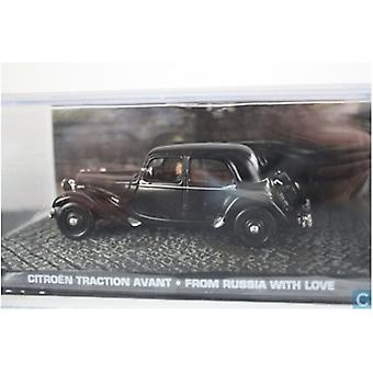 Citroen Traction Avant Legere (1954) Diecast Model Car from James Bond From Russia With Love