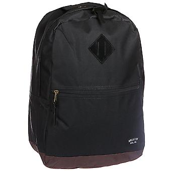 Brixton Carson Backpack Black Brown
