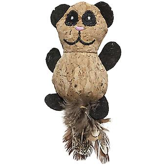 Ica Cork Dog (Cats , Toys , Plush & Feather Toys)