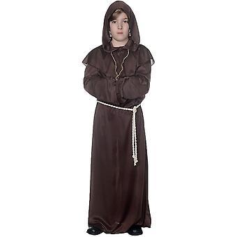 Disfrace de niño monje