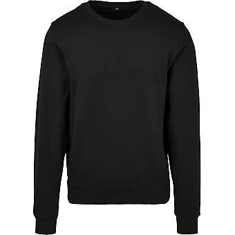 Cotton Addict Mens Premium Crew Neck Casual Sweatshirt
