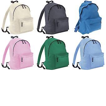 Bagbase Fashion Backpack / Rucksack (18 Litres) (Pack of 2)
