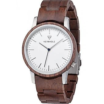 Kerbwood - Wristwatch - Unisex - Walter - 4251240409993
