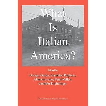 What is Italian America by Guida & George