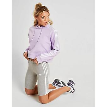 New adidas Originals Women's 3-Stripes Cycle Shorts Grey
