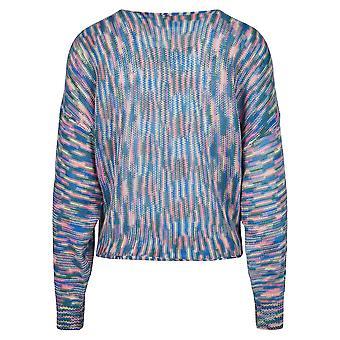 Urban Classics Kvinders Strik Sweater Overdimensioneret