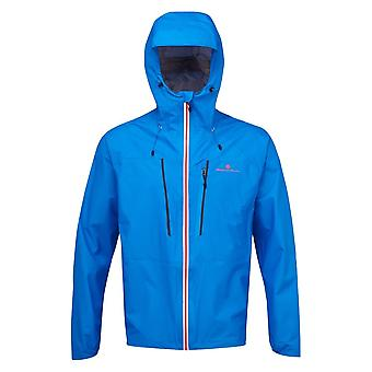 Ronhill Infinity Fortify Mens Fully Waterproof and Breathable Running Jacket Electric Blue/flame Ronhill Infinity Fortify Mens Fully Waterproof and Breathable Running Jacket Electric Blue/flame Ronhill Infinity Fortify Mens Fully Waterproof and Breathable Running Jacket Electric Blue/flame Ronhill Infinity Fortify Mens Fully