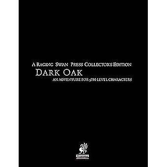 Raging Swans Dark Oak by Broadhurst & Creighton