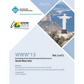 WWW 13 Vol 2 by WWW 13 Conference Committee