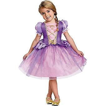 Rapunzel buksetrold kostume