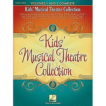 Kids' Musical Theatre Collection by Hal Leonard Corp - 9781480367289