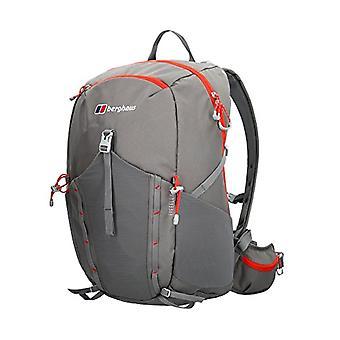 berghaus Freeflow 30 Litre - Unisex Backpack ? Adult - Castlerock/Volcano - 30L