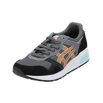 Asics LYTE-TRAINER Women's Sneaker Black Gym Shoes Sport Running Shoes