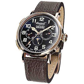 Ingersoll De Weerd IN1917RBK automatic men's watch 44mm