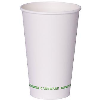 Caneware Single Wall Bagasse Cups 16oz