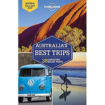 Lonely Planet Australia's Best Trips by Lonely Planet - 9781786574947