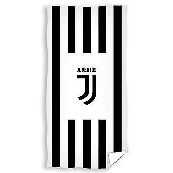 Juventus FC streep strandlaken