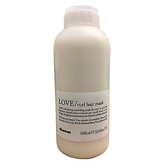 Davines Love Curl Enhancing Mask 33.4 OZ