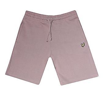 Boy's Lyle og scott junior klassisk svette shorts i grå