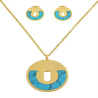 Edforce necklace and pendant 431-0022-S - Women's necklace and pendant