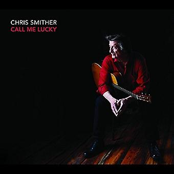 Chris Smither - Call Me Lucky [CD] USA import