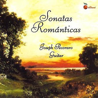 Sonatas Romanticas [CD] USA import