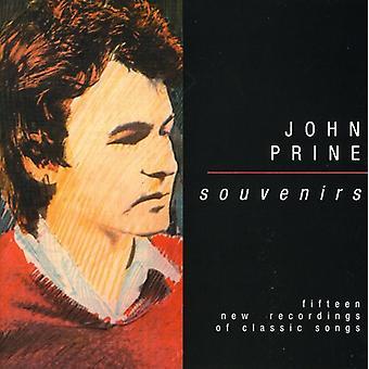 John Prine - Souvenirs [CD] USA import