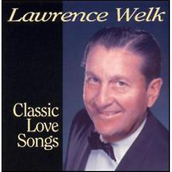 Lawrence Welk - Classic Love Songs [CD] USA import