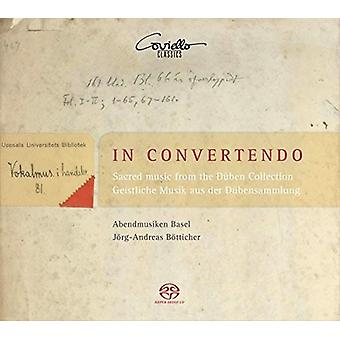 Albrici / Botticher - Sacred Music From the Duben Collection [SACD] USA import